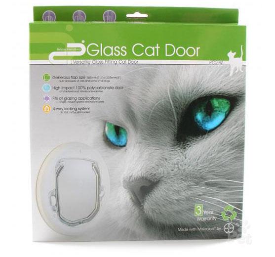 cat door